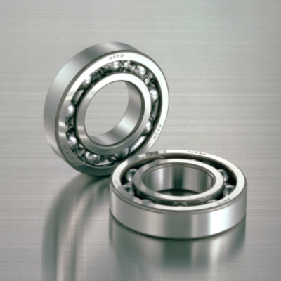 Fig. 5: Deep groove ball bearings for supporting shafts