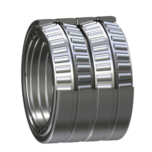 Fig. 6: A four-row tapered roller bearing for use in a work roll