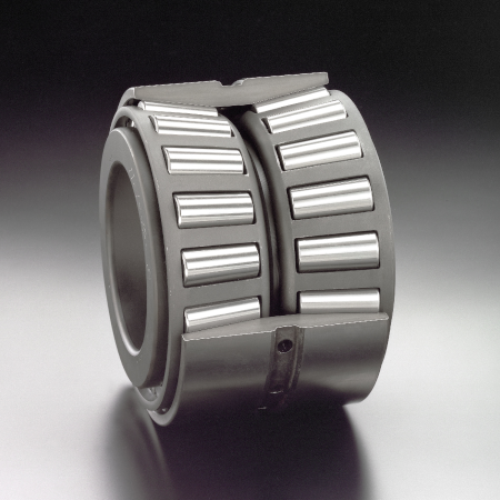 Fig. 8: A double-row bearing (tapered roller bearing)