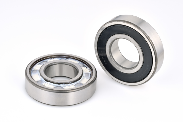 Fig. 3: Grease-packed bearings with seals